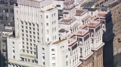 AERIAL Brazil-Martinelli Building Stock Footage