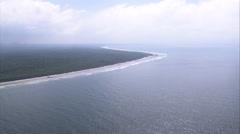 Parque Nacional Do Superagui - stock footage