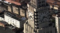 AERIAL Brazil-Central Do Brasil - stock footage