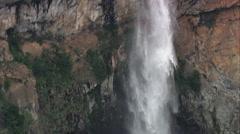 AERIAL Brazil-Canion Do Rio Preto Stock Footage