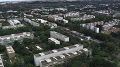 Brasilia South Wing - stock footage