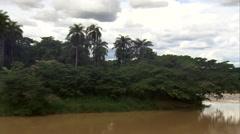 Muddy River, Mateus JoseÌÂå Stock Footage
