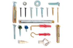 Fasteners Stock Photos