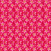 Pink desert background - stock illustration