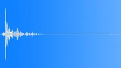 Stone brick put Sound Effect