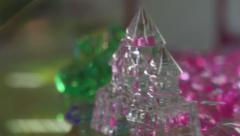 Toy Jewels Stock Footage