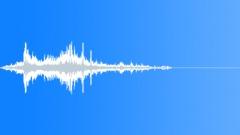 Small Glass Debris Shuffle 2 - sound effect