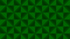 Green Ray Tiles That Come in and out of Focus Stock Footage