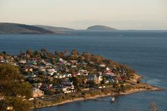 Hobart - stock photo