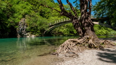 Zagori Stock Footage