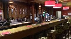 Irish Pub Sligo, Iteland - stock footage