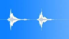 Rock stone gargoyle hurt pain grunt shout Sound Effect