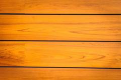 Modern brown pattern of teak wood. - stock photo