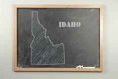 Idaho State Stock Photos