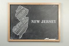 New Jersey State Stock Photos
