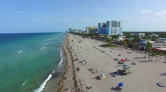 Hollywood Beach FL  Arkistovideo