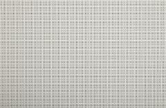 Background texture of white wicker braided plastic double strings with small  - stock photo