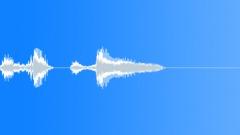 Ahem twice - sound effect