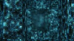 Matrix Maze Stock Footage