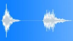 Fire  golem pain grunt hurt Sound Effect