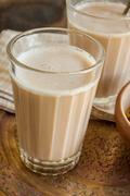 Indian Chai Tea - stock photo