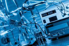 Physical chemistry laboratory equipment Kuvituskuvat