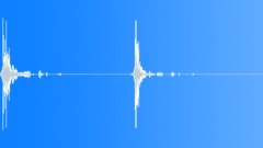 Bird impact crash Sound Effect