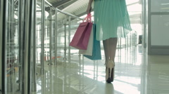 Shopping Therapy - stock footage