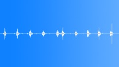 Stock Sound Effects of PULLOVER_FLAP_SLAP_MOVEMENT.wav