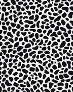 skin of leopard - stock illustration
