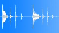 Male cough 10 Sound Effect