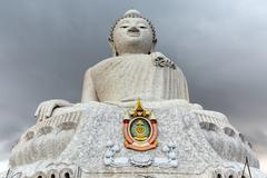 The Phuket Big Buddha Stock Photos