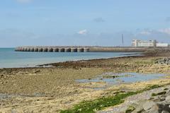 Stock Photo of Brighton Marina, Sussex, England