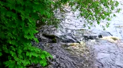 Shannon River, Ireland Stock Footage