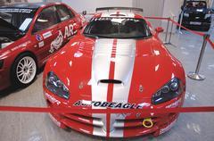 Dodge Viper - stock photo