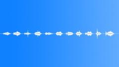 Water Movement Slow Mono Sound Effect