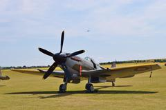 Royal Air Force Spitfire Stock Photos