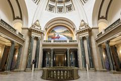 Stock Photo of Interior of Saskatchewan Legislative Building