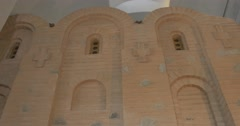 John The Baptist Church Separate Temple Inside the Assumption Cathedral of the - stock footage
