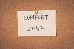 Comfort zone Stock Photos