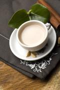 Masala chai - stock photo