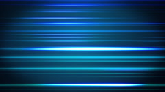 Light blue horizontal lines on a blue background. Stock Footage