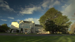 Australian Mansion Stock Footage
