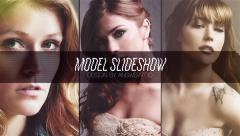 Model Slideshow Stock After Effects