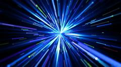 Divine rays Stock Footage