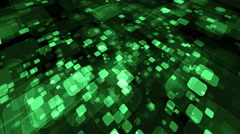 Shiny shapes Stock Footage