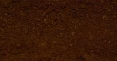 Spices cumin, paprika, turmeric, cinnamon. Macro. - stock footage