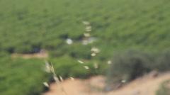 Farmland Background Stock Footage