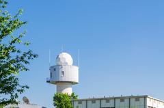 Meteorological weather station Kuvituskuvat