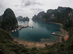Ha Long Bay - stock photo